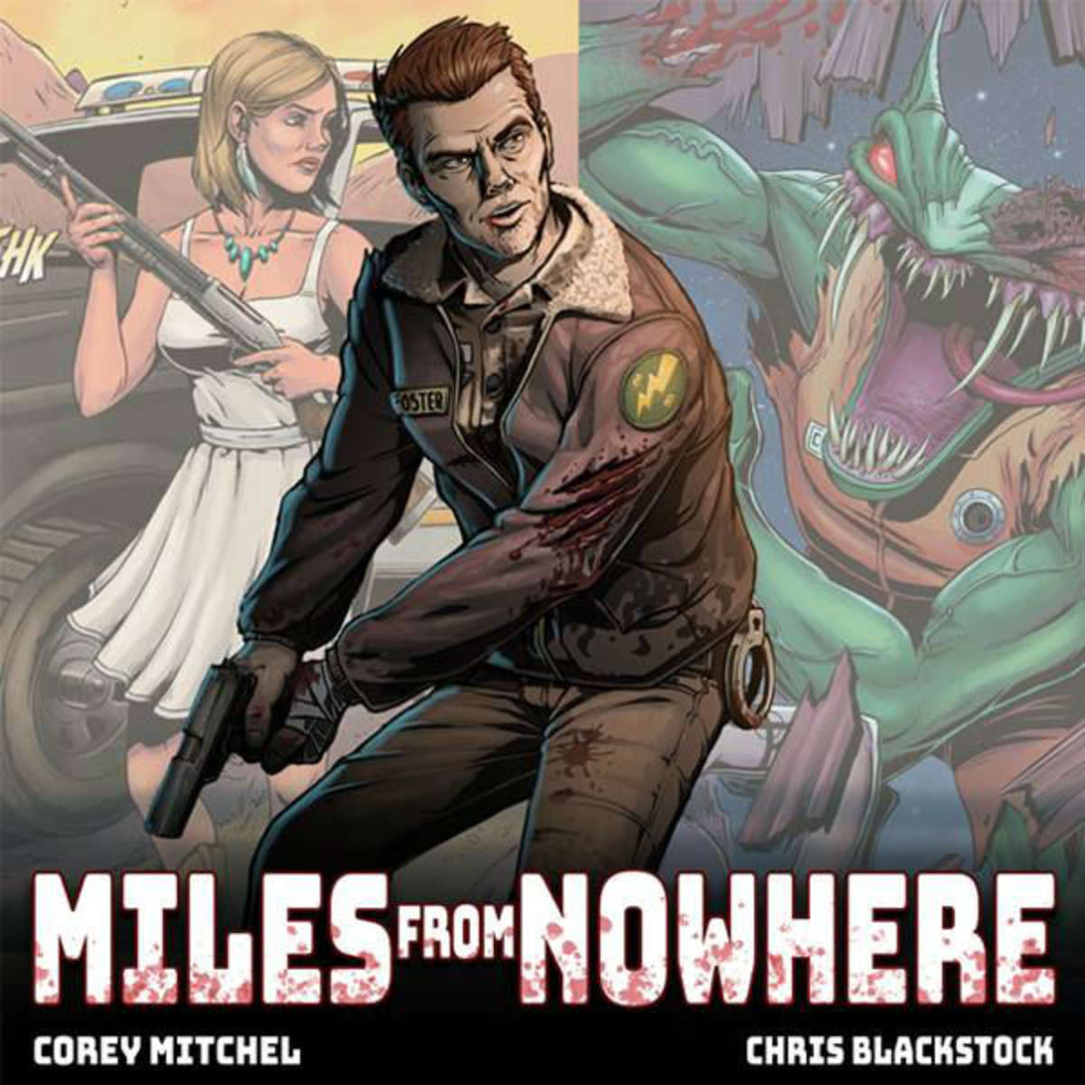 Miles From Nowhere Poster