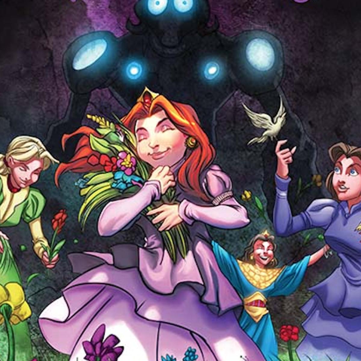 robots princesses