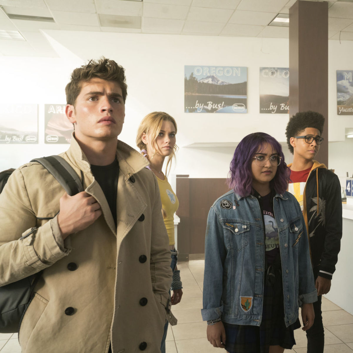 Marvel's 'Runaways' returns to Hulu December 21st
