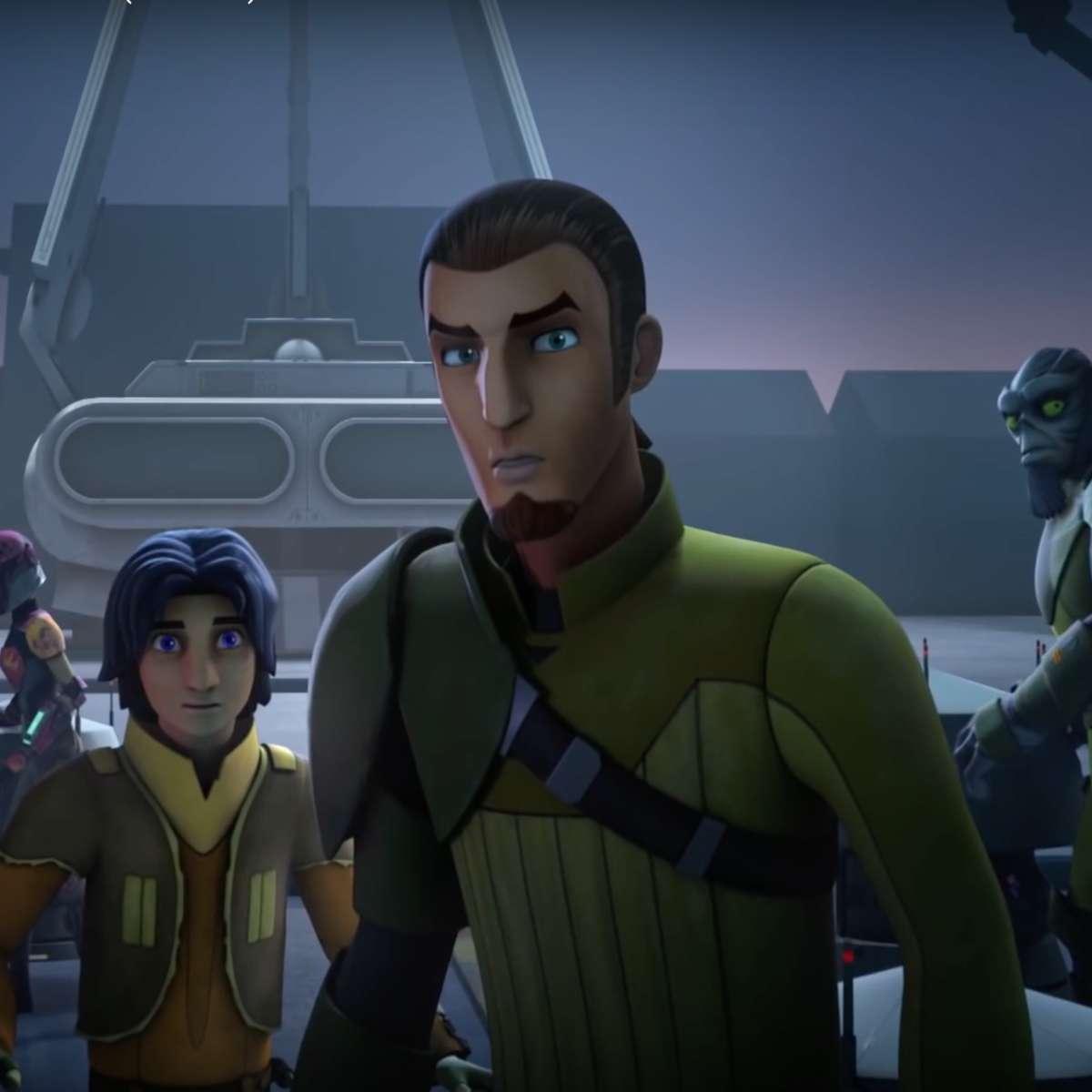 Star Wars Rebels Season 4