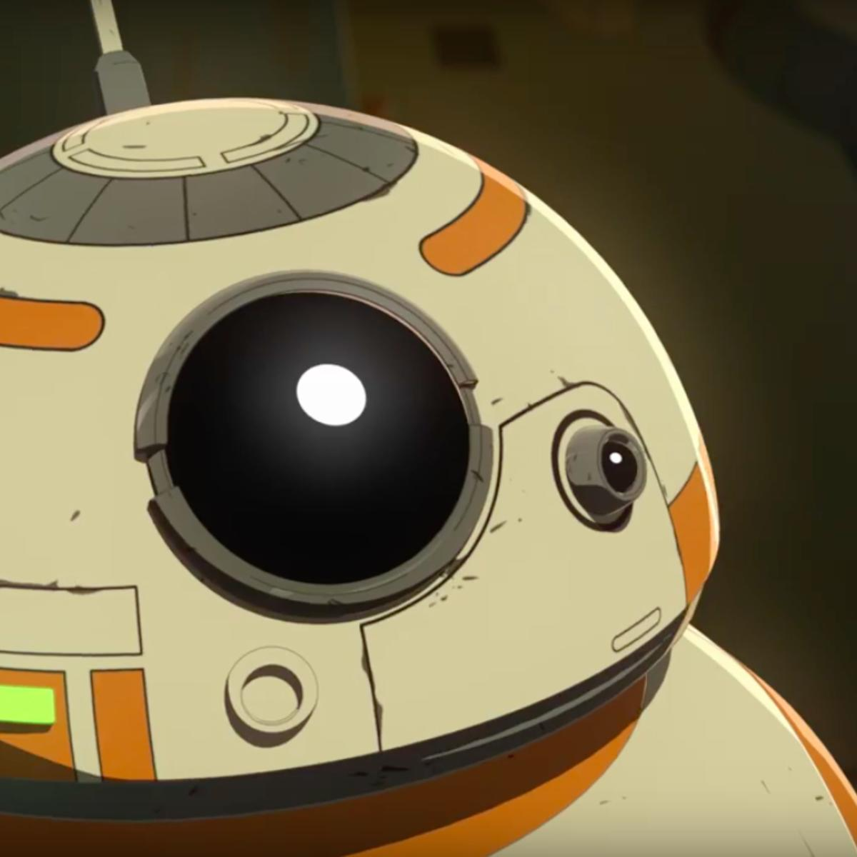 'Star Wars: Resistance': Trailer & Premiere Date For Disney Channel Toon Series