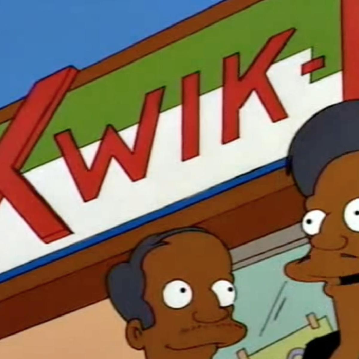 Simpsons Kwik-E-Mart