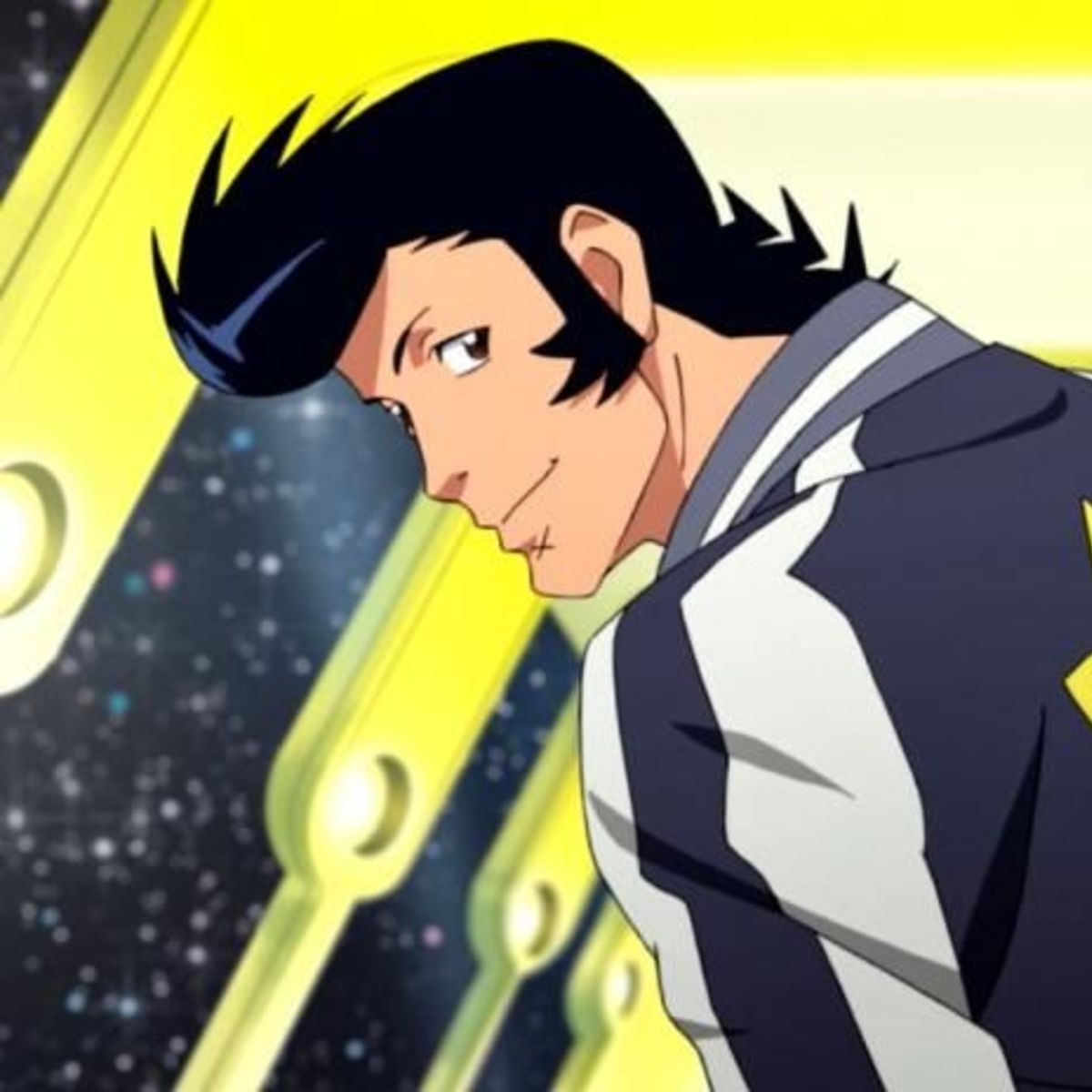 space dandy a space opera with heart syfy wire