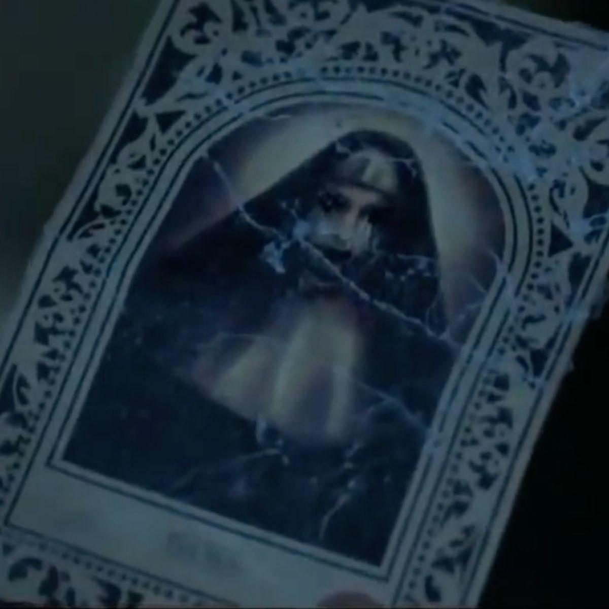 The-Nun-card