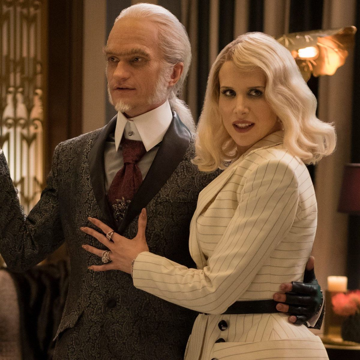 Netflix's 'Series of Unfortunate Events' Season 3 Is Back In January!