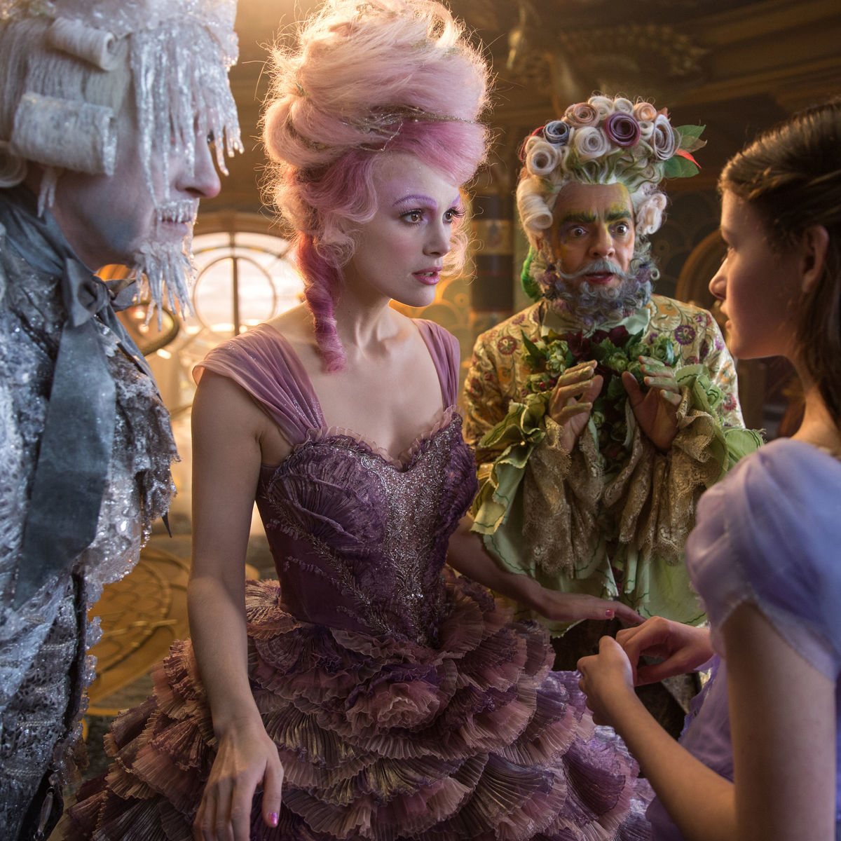 Christmas comes early in new trailer for The Nutcracker and The Four ...
