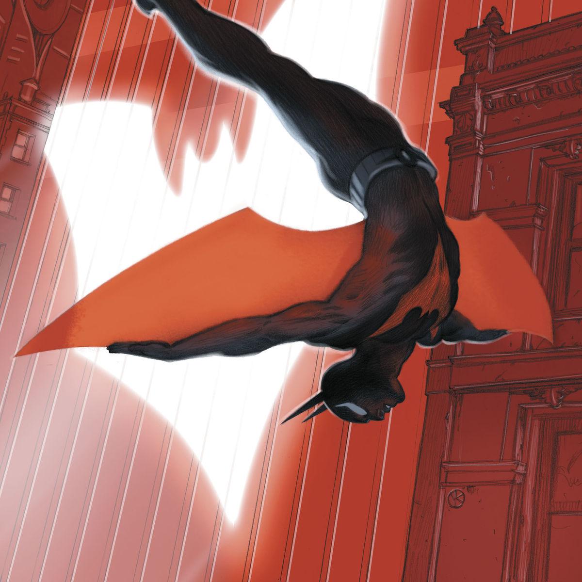 Batman Beyond 25 cover