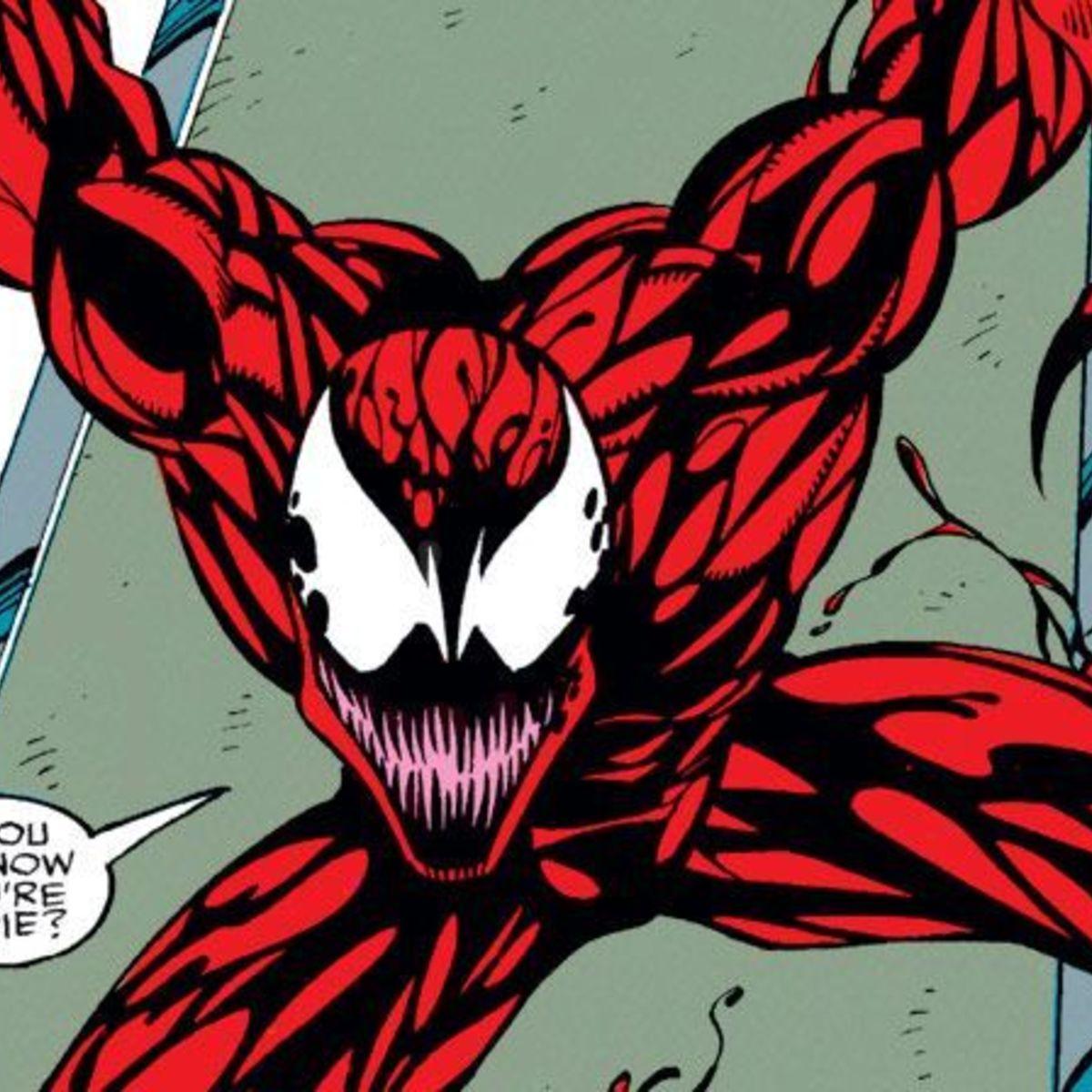 marvel creators reveal carnage s sociopathic origin plus what s