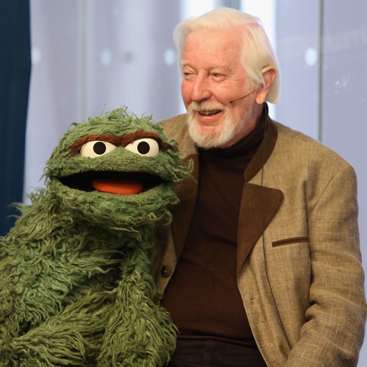 Caroll Spinney, 'Sesame Street's Big Bird For 50 Years, Is Retiring
