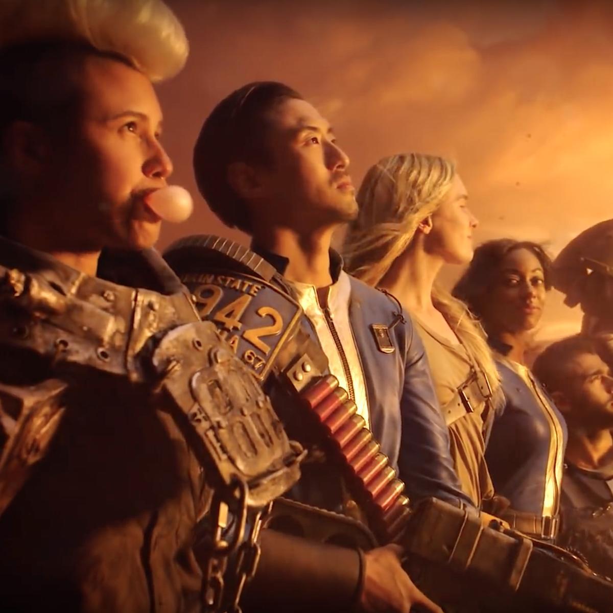 Fallout 76 live action trailer