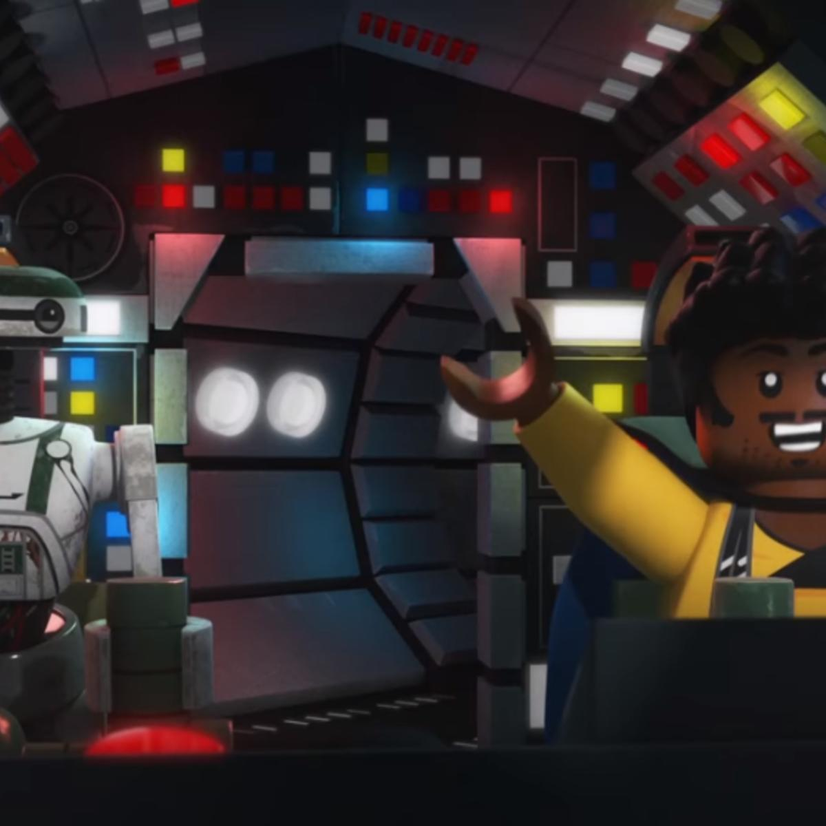 Lego Star Wars: All Stars brings every era's characters for animated fun