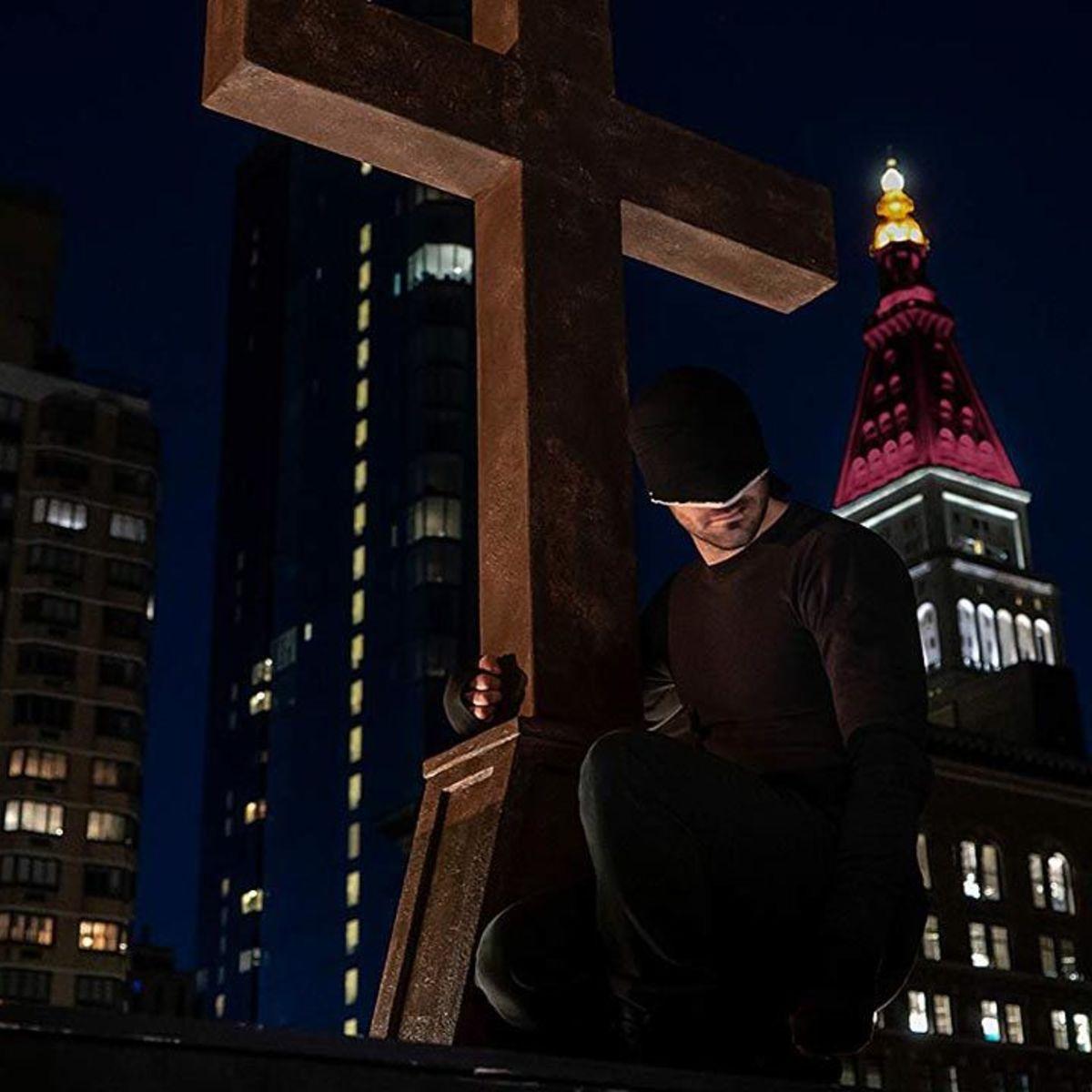 Marvel's Daredevil Season 3 hero
