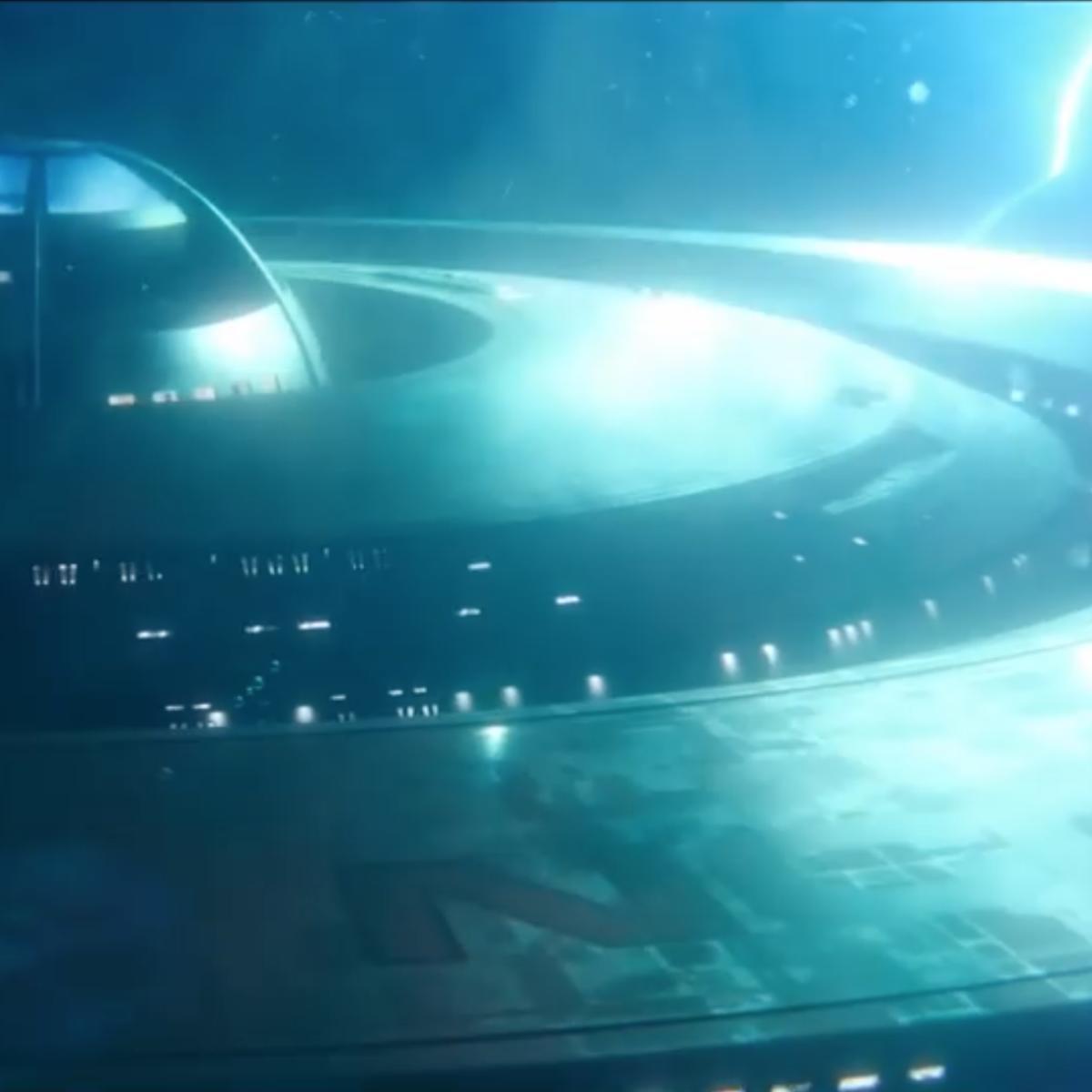 Star Trek Short Treks Calypso