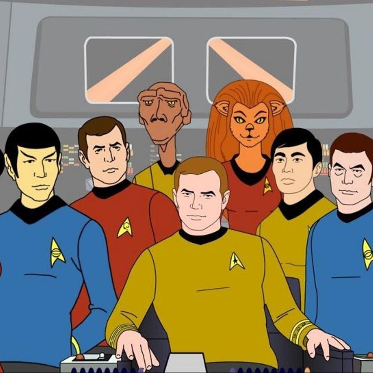 No episode Star adults trek
