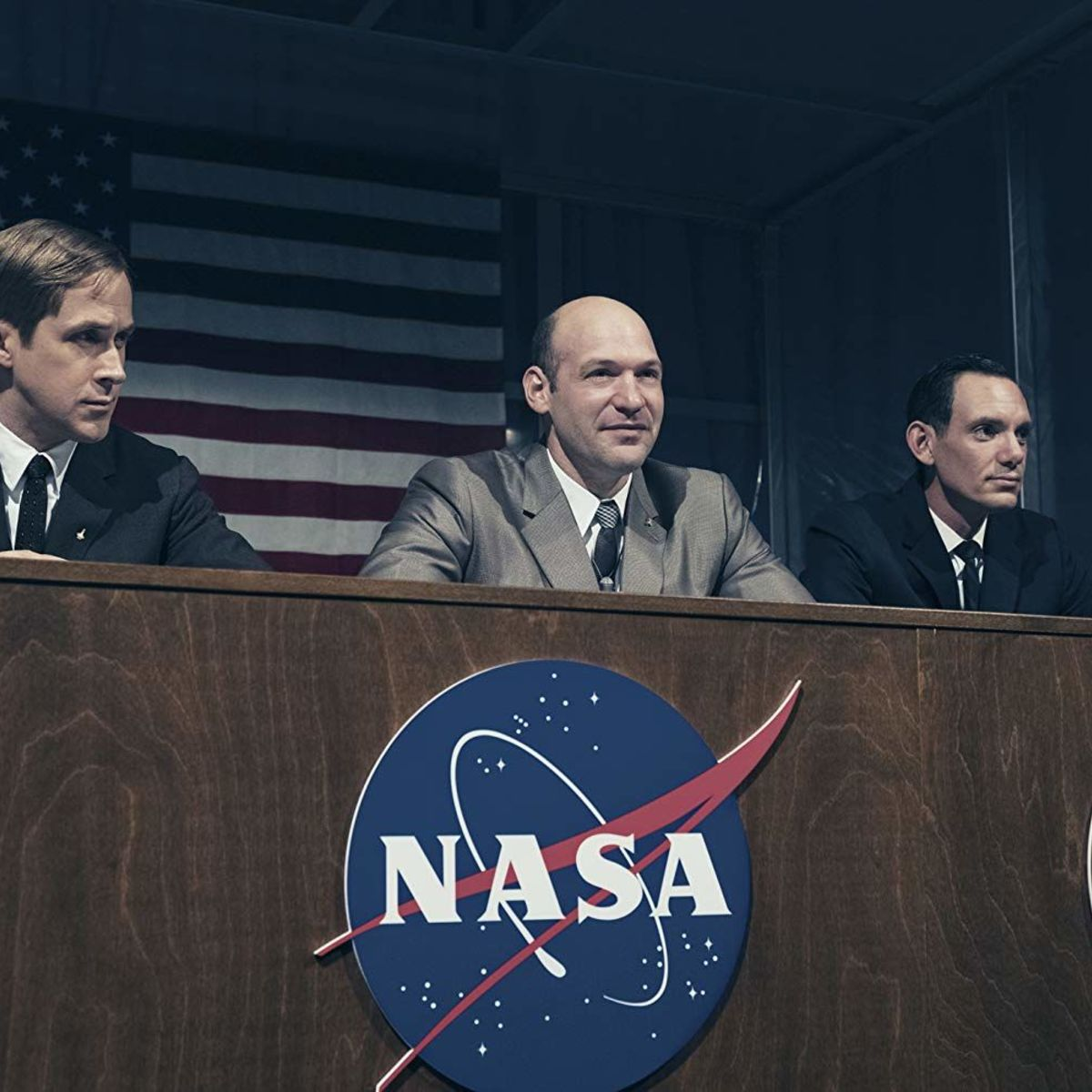 Corey Stoll Ryan Gosling First Man