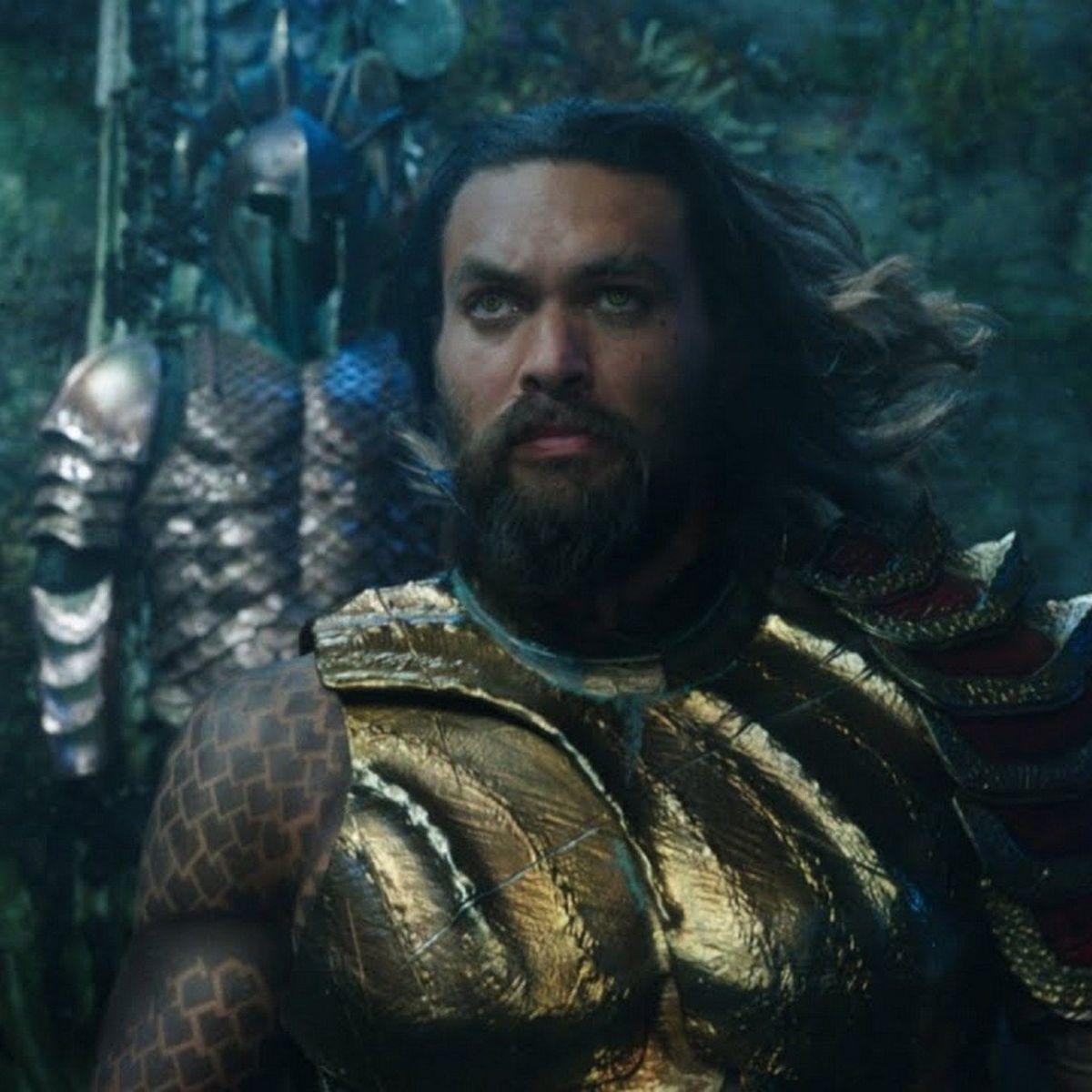 Jason Momoa Aquaman: Aquaman Screenwriter Says His Kids Can Watch The Movie