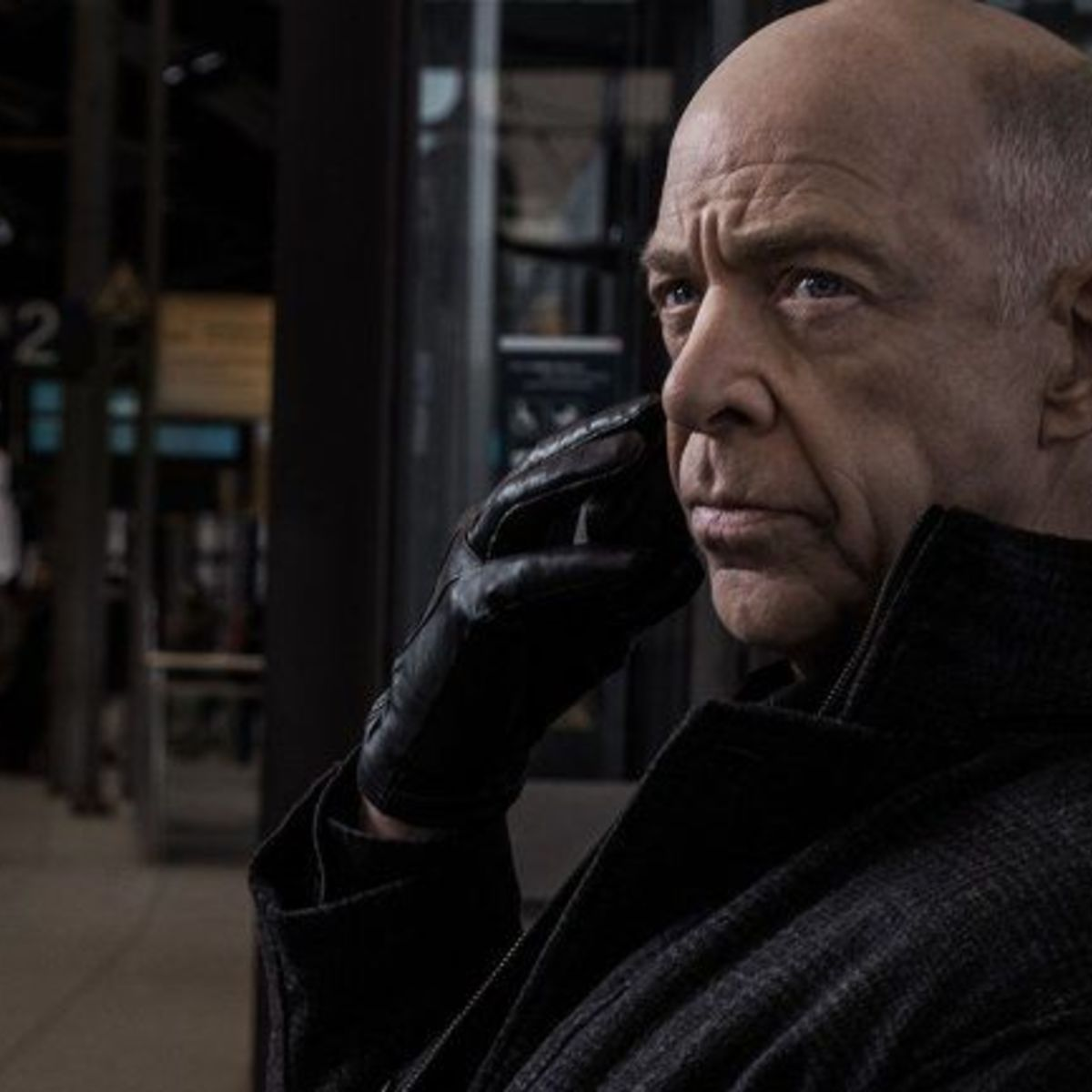 Counterpart season 2 J.K. Simmons
