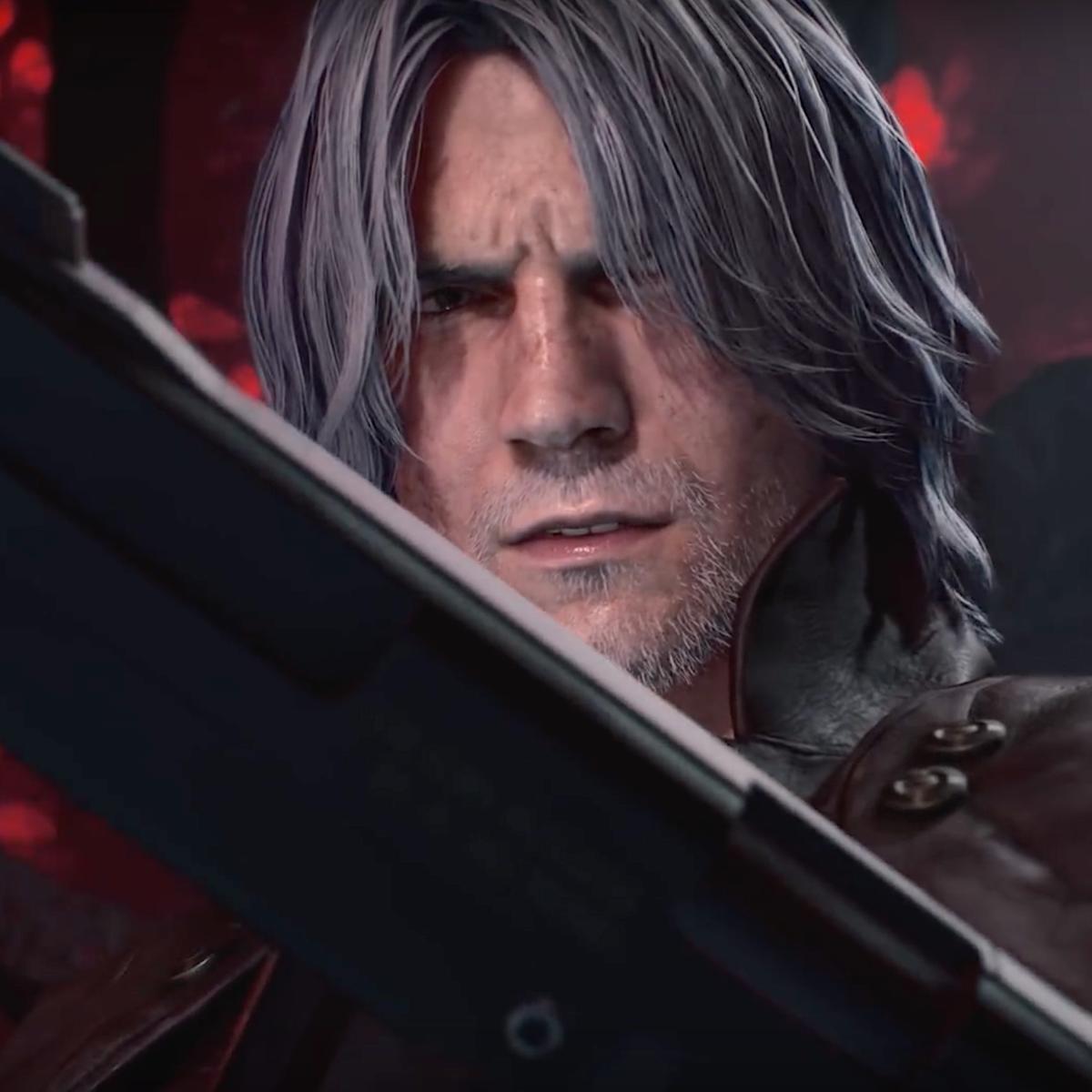 Devil May Cry Dante