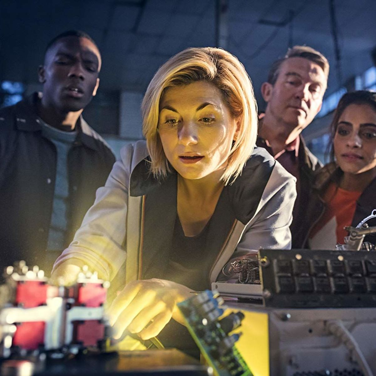 'Doctor Who': No New Season in 2019