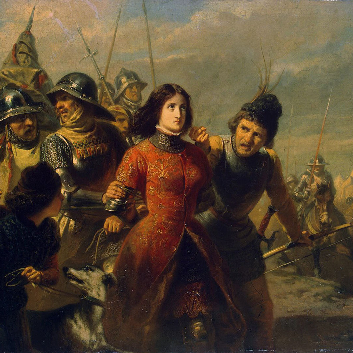 Joan of arc Getty hero