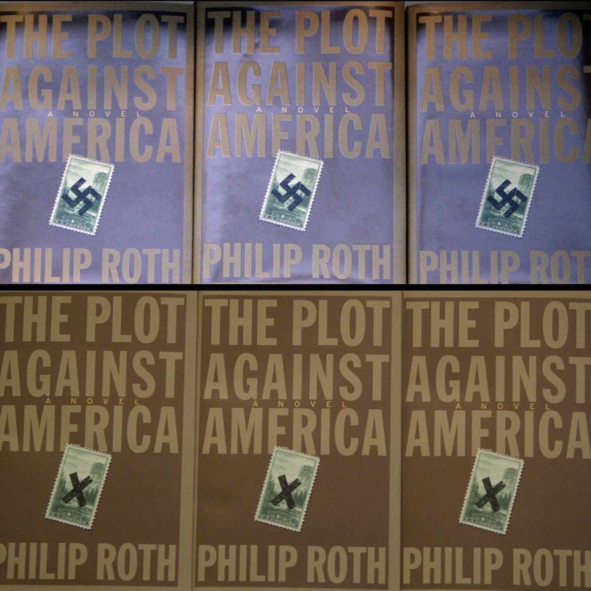 The Plot Against America Philip Roth