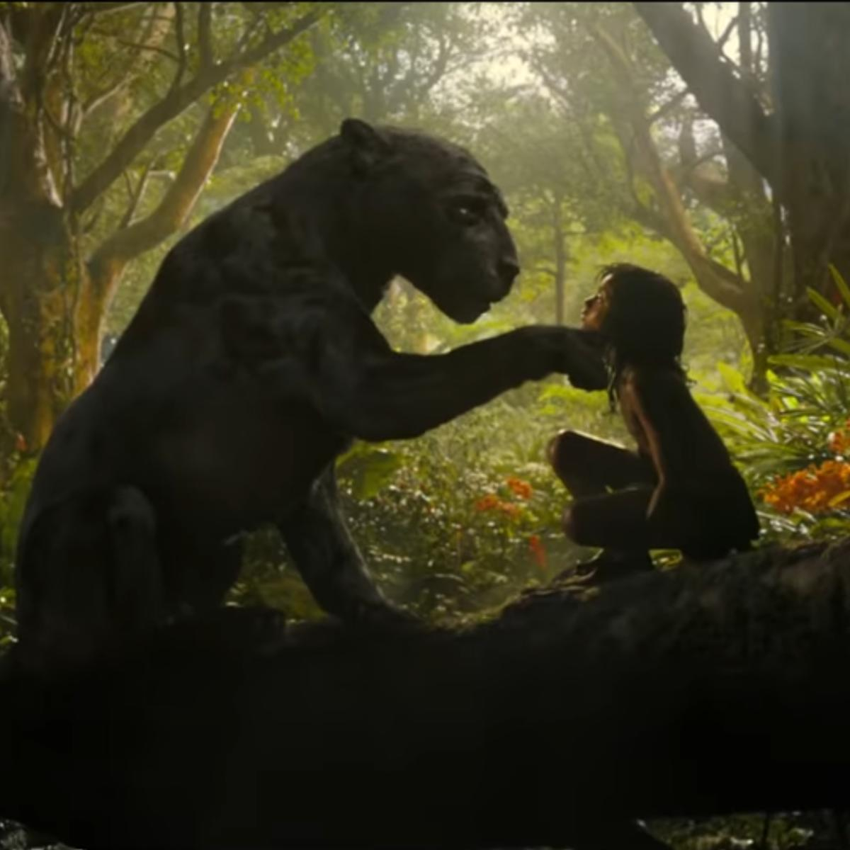 New take on The Jungle Book: Sneak peek of film revealed