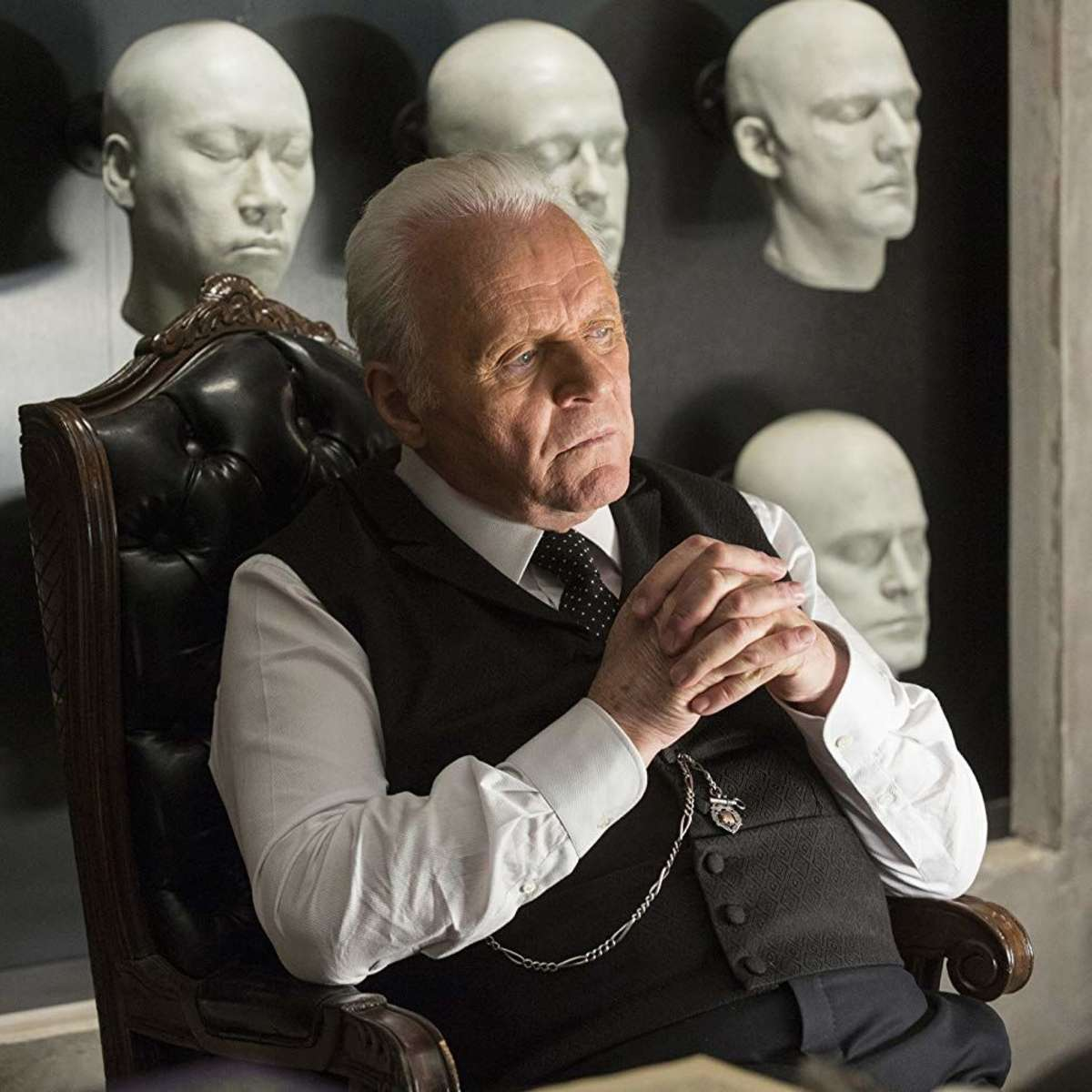 Anthony Hopkins Westworld HBO