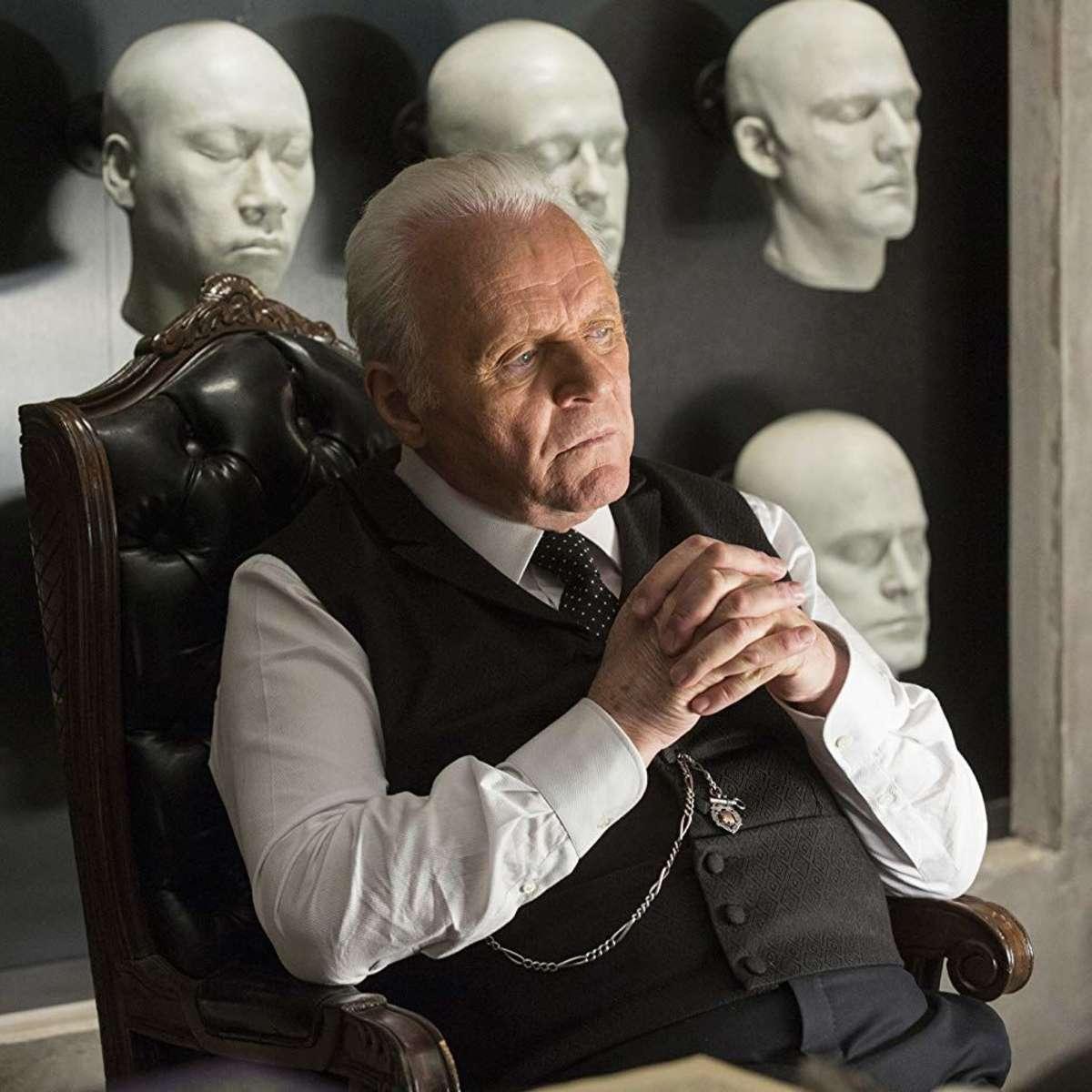 Anthony Hopkins Westworld HBO