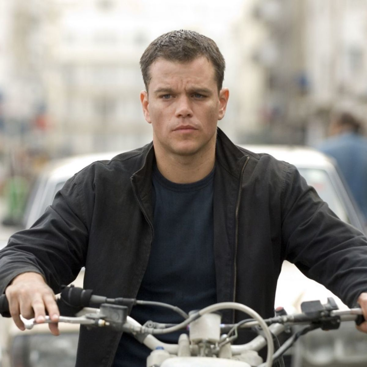 The Bourne Ultimatum Jason Bourne Matt Damon