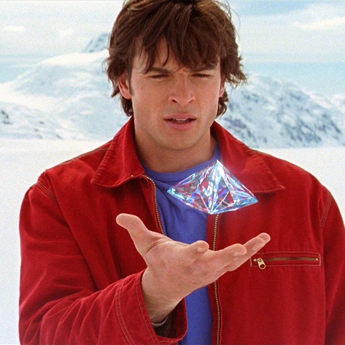 Smallville Tom Welling Clark Kent