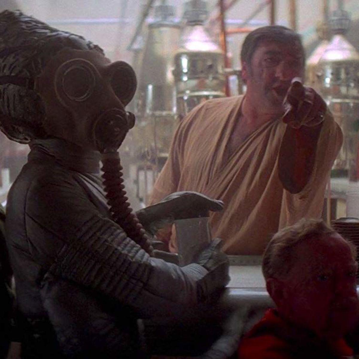 Star Wars Mos Eisley cantina A New Hope
