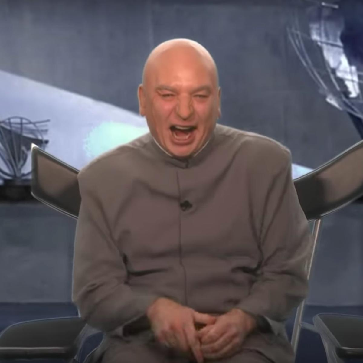 mike myers returns as dr evil to lay out his five point plan of