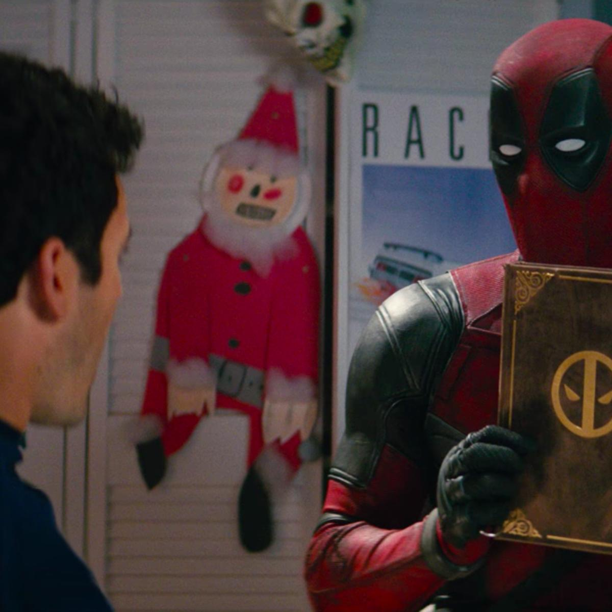 That PG-13 DEADPOOL Thing Gets A Savage Trailer