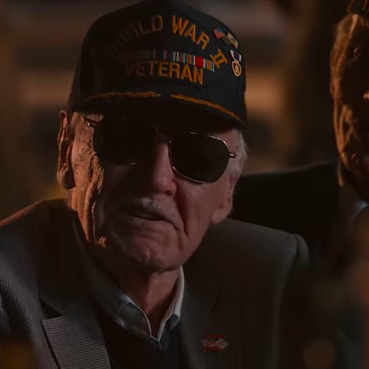 Stan Lee Avengers: Age of Ultron