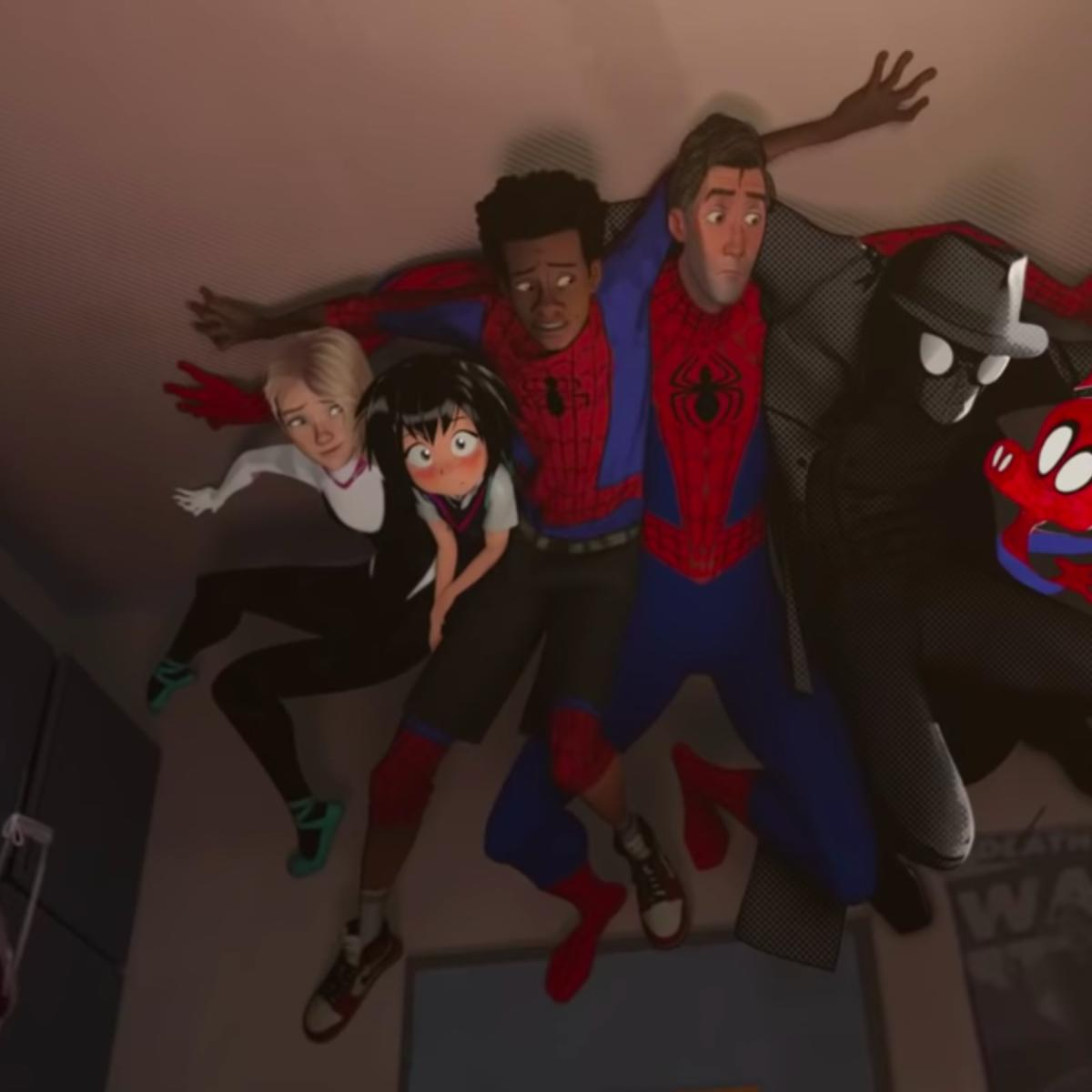 first reviews for into the spider verse say the animated film breathes new life into spider man