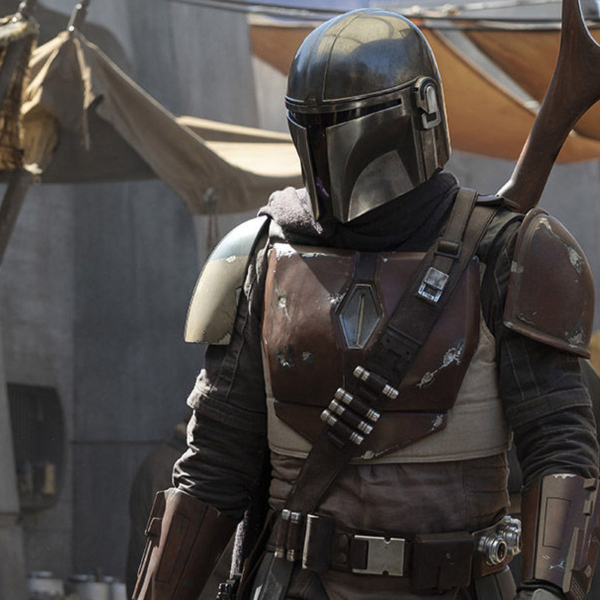 'Star Wars': Joe Russo Praises Jon Favreau's Visual Approach For 'The Mandalorian'