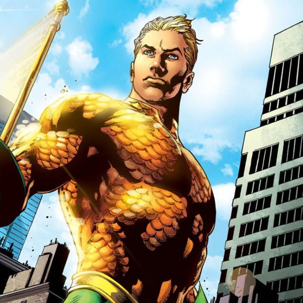 Aquaman Hero Image