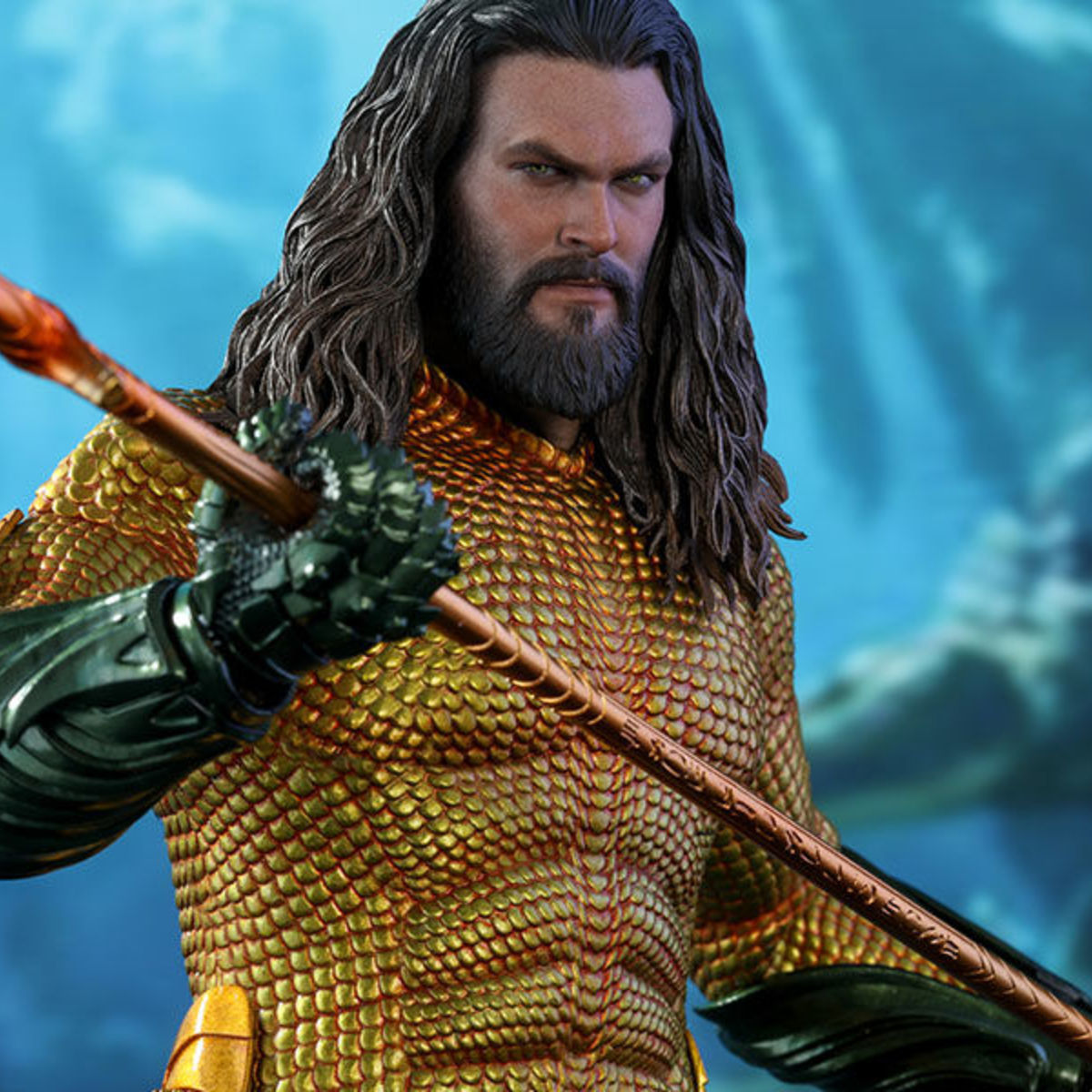 Important Toy News: Jason Momoa's Aquaman Is One Hot (and
