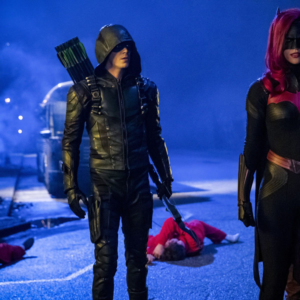 Arrow Batwoman