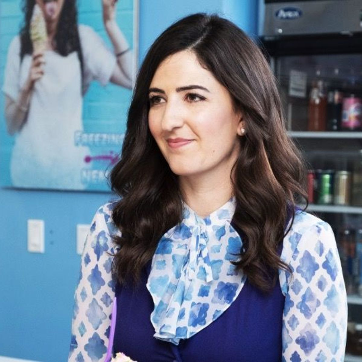 The Good Place's D'Arcy Carden On That Janet-tastic Mid