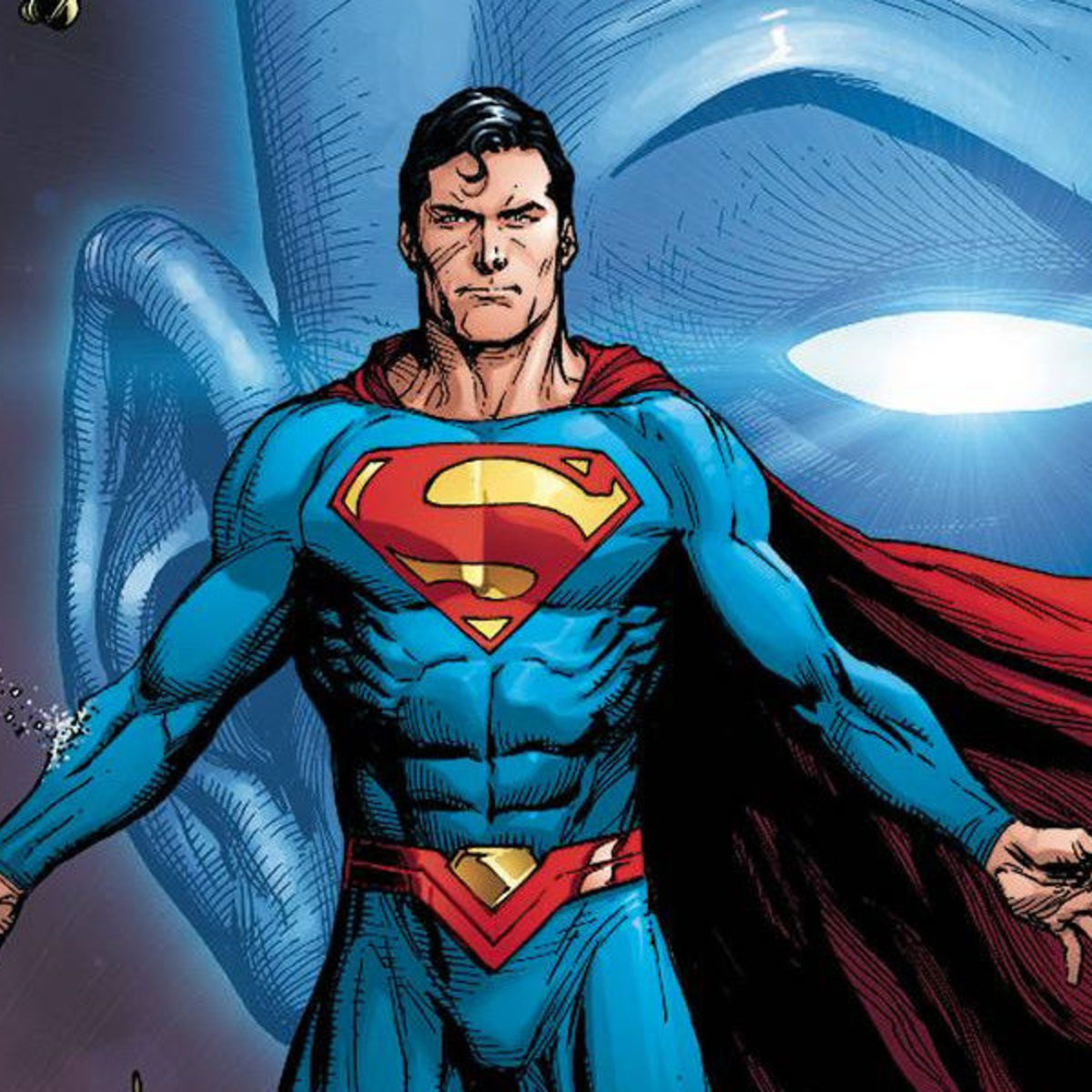 Doomsday Clock Superman