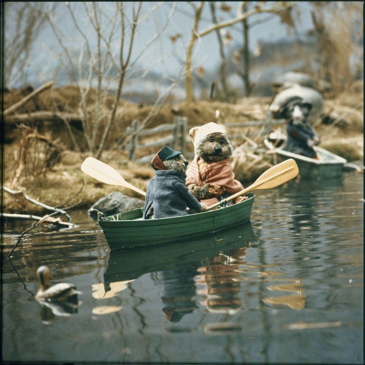 Emmet Otter & Ma Otter