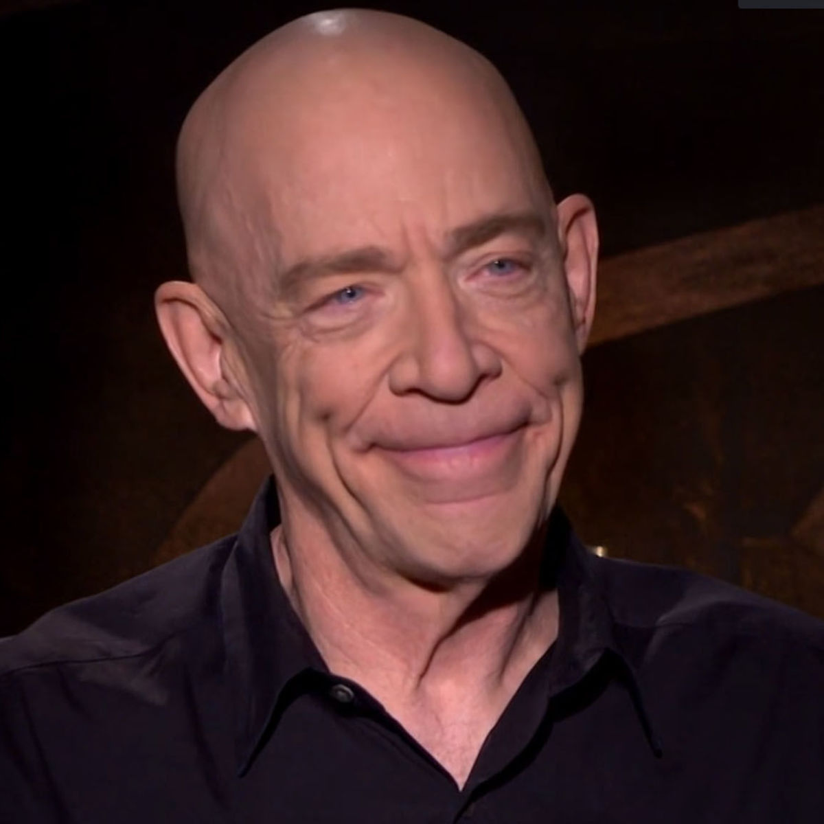 JK Simmons on Counterpart season 2 Hero