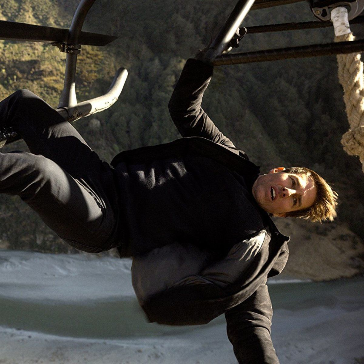 Mission Impossible Fallout stunt hero