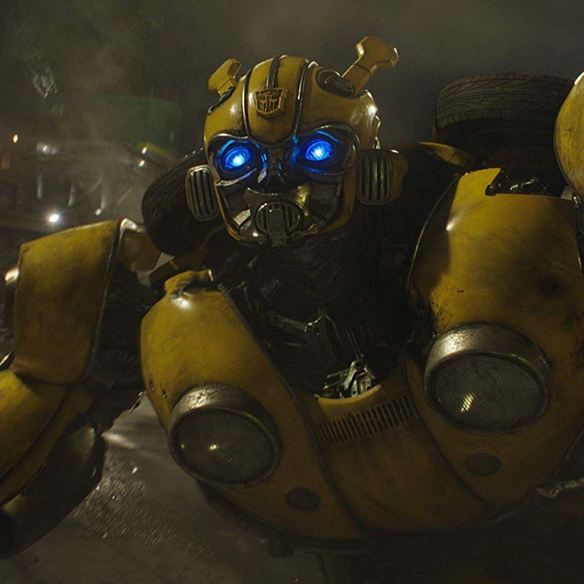 Bumblebee Movie Transformers film