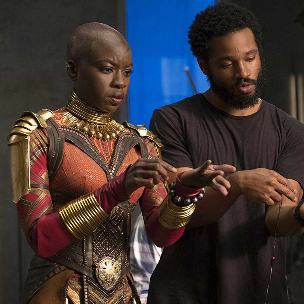Black Panther Ryan Coogler Danai Gurira