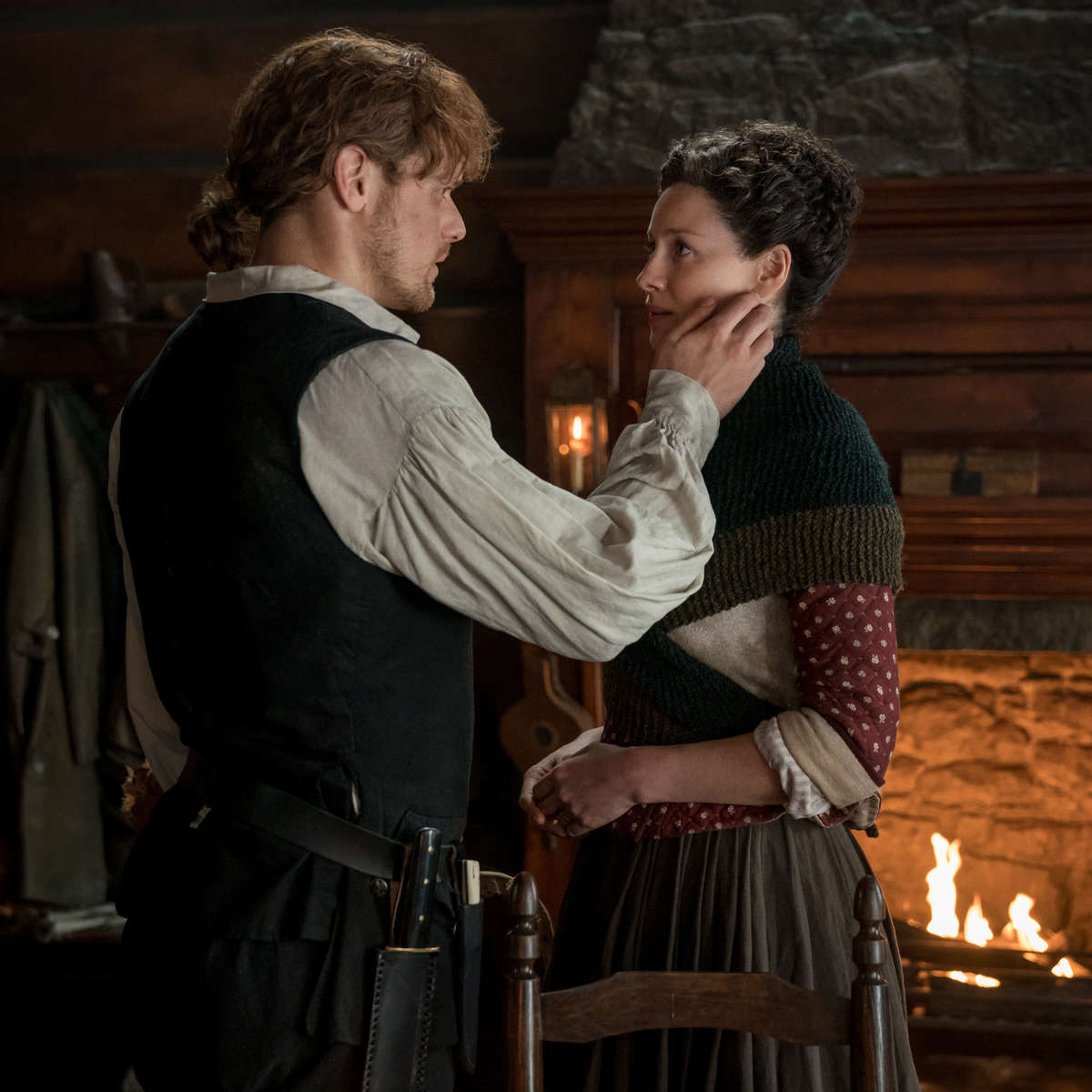 Outlander 405, Jamie and Claire