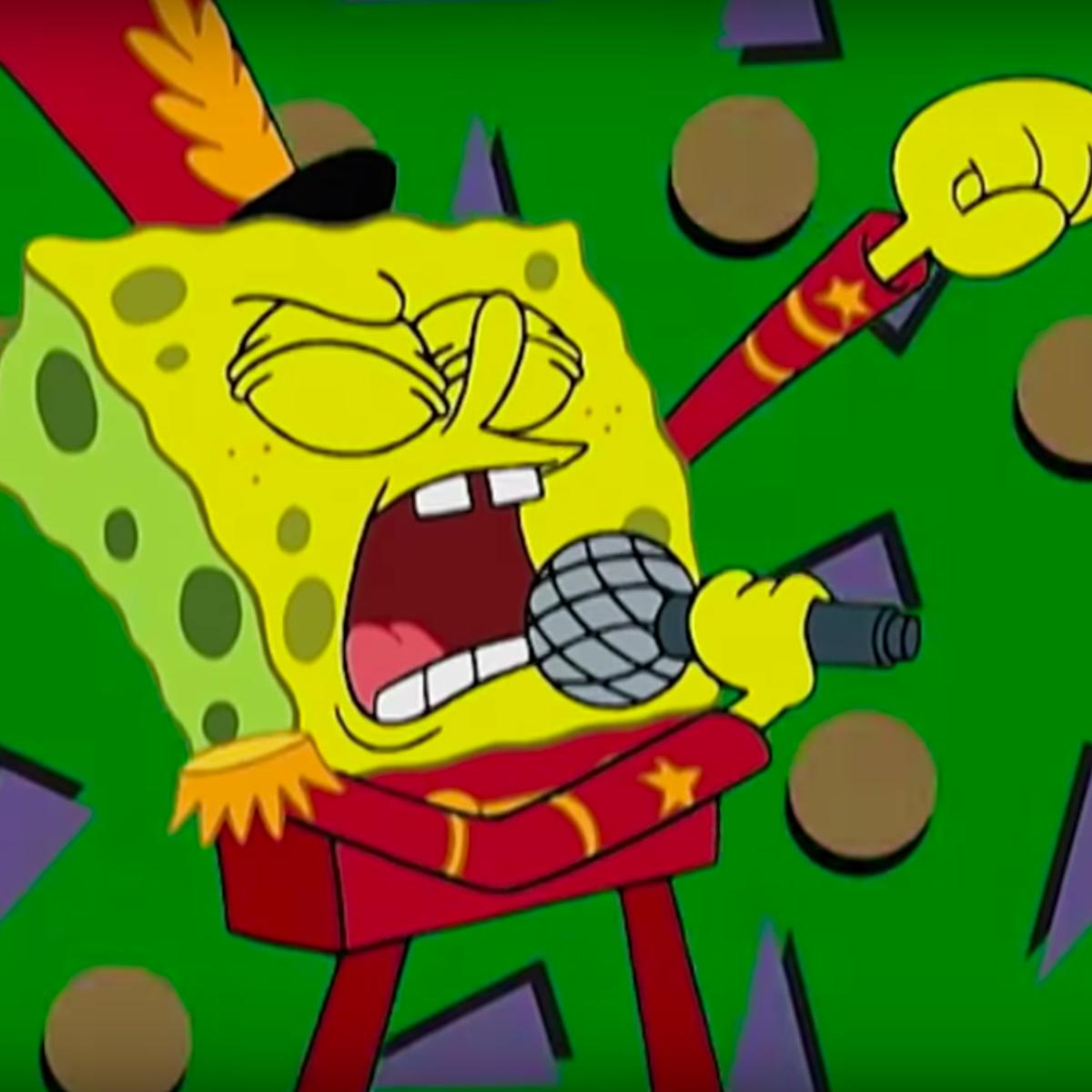 SpongeBob SquarePants Band Geeks Sweet Victory