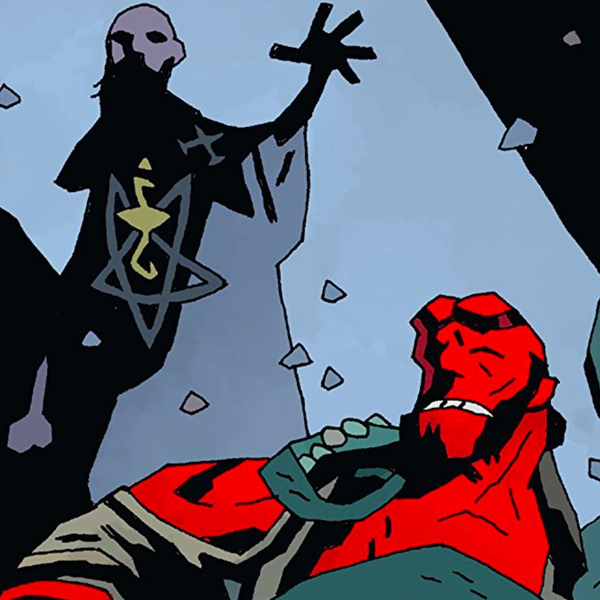 Hellboy Seed of Destruction Mike Mignola Dark Horse