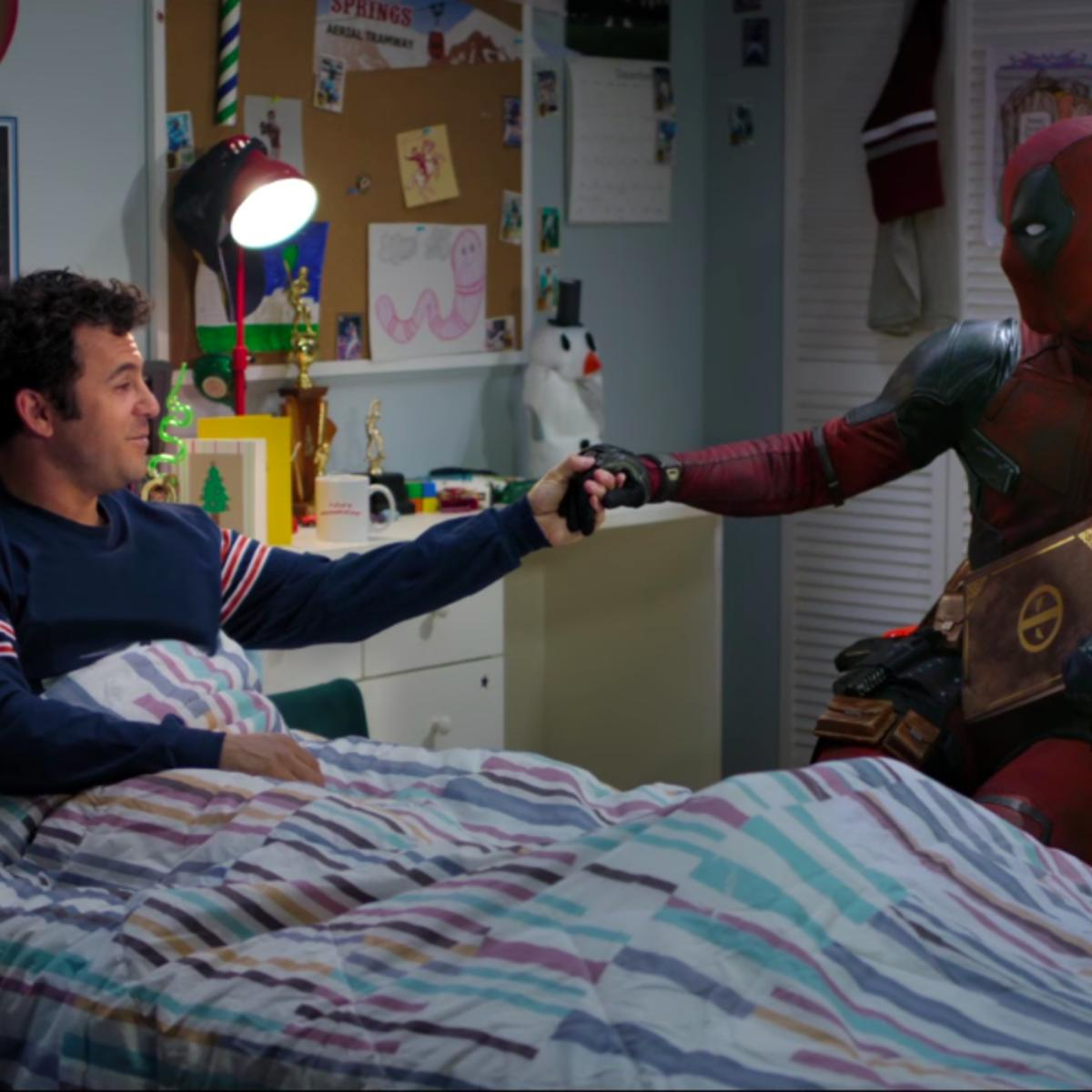 Deadpool defends Nickelback in new 'Once Upon a Deadpool' teaser